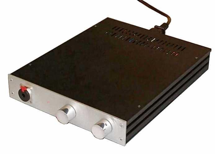 The Zen Headphone Amplifier  – HeadWize Memorial